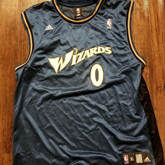 5afc090c4 adidas Other - NBA Retro Gilbert Arenas Wizards Jersey